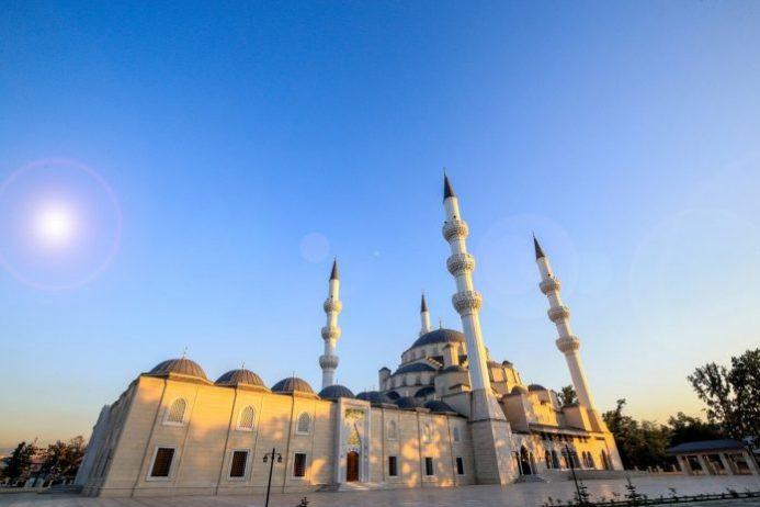 Bişkek Camii