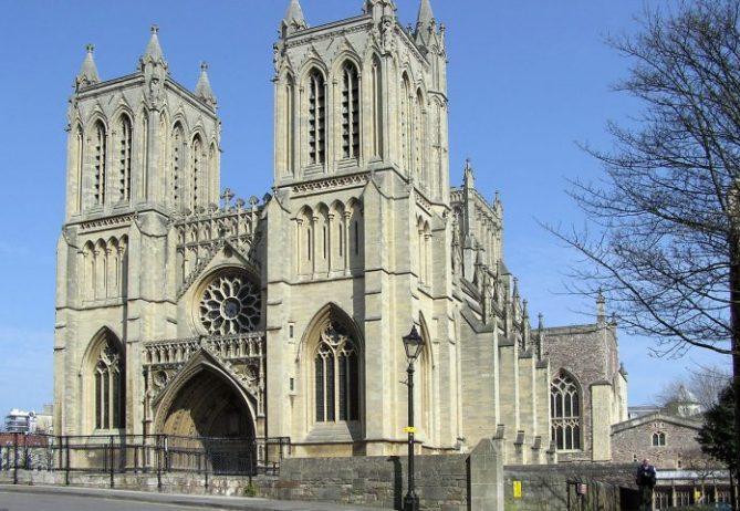 bristol katedrali