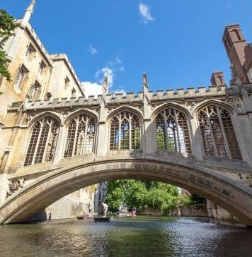Cambridge şehir rehberi