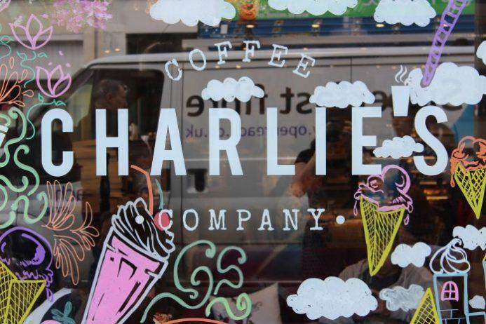 charlie's coffee company
