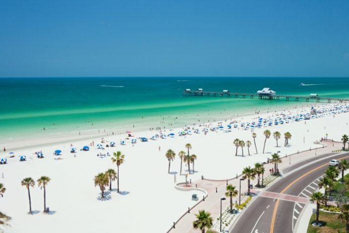 Clearwater Plajı