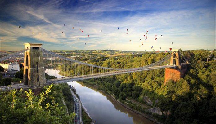 clifton suspensiyon köprüsü