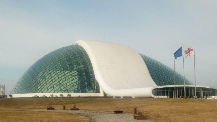 colchis parliament building