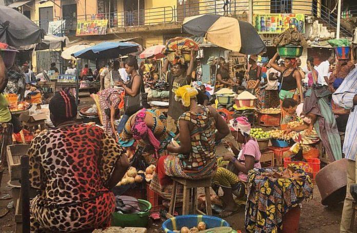 conakry madina market