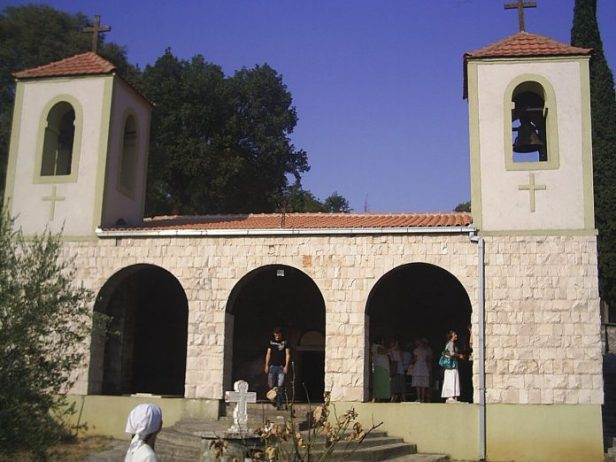 Dajbaba Manastırı