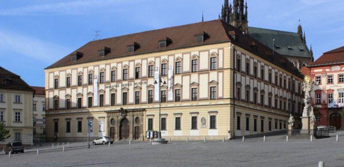 Dietrichstein Sarayı ve Moravian Müzesi