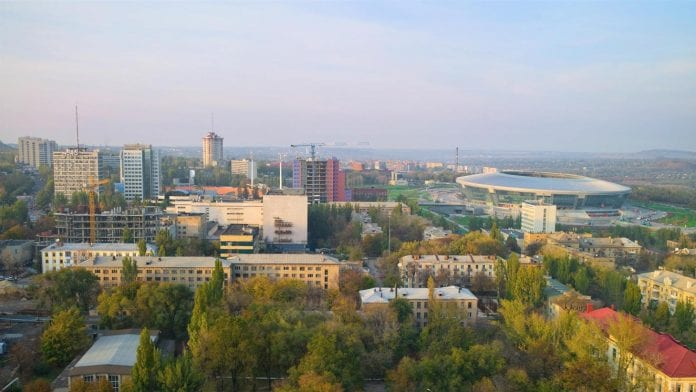 Donetsk Gezilecek Yerler