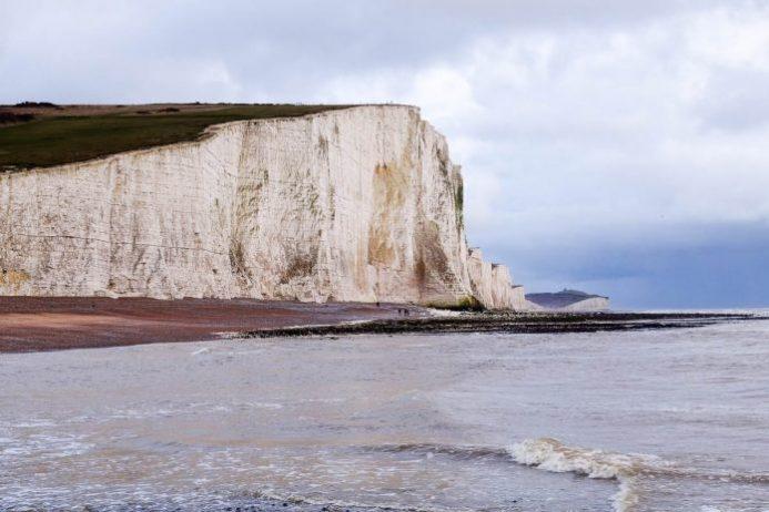 dover white cliffs