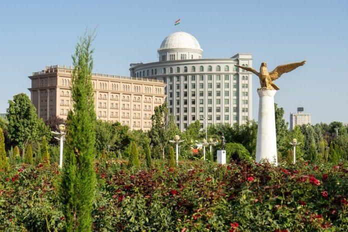 Dusanbe Gezilecek Yerler