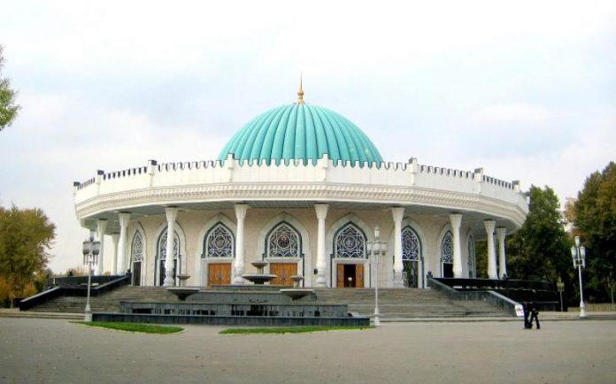 emir timur müzesi