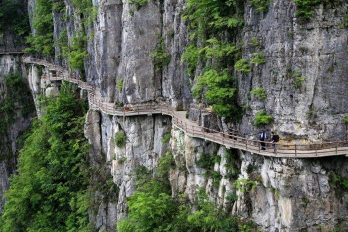Enshi Büyük Kanyon