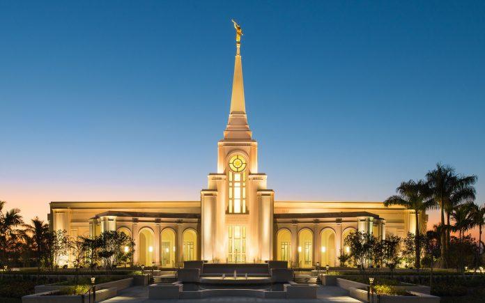 fort lauderdale florida temple