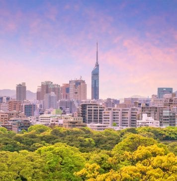Fukuoka Gezilecek Yerler