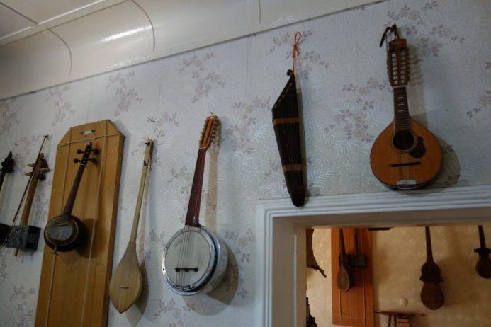 Gurminj Zavkibekov Müzik Estrumanları Müzesi
