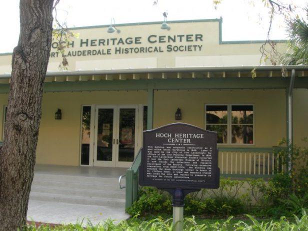 Hoch Heritage Center