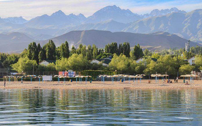 ıssık gölü
