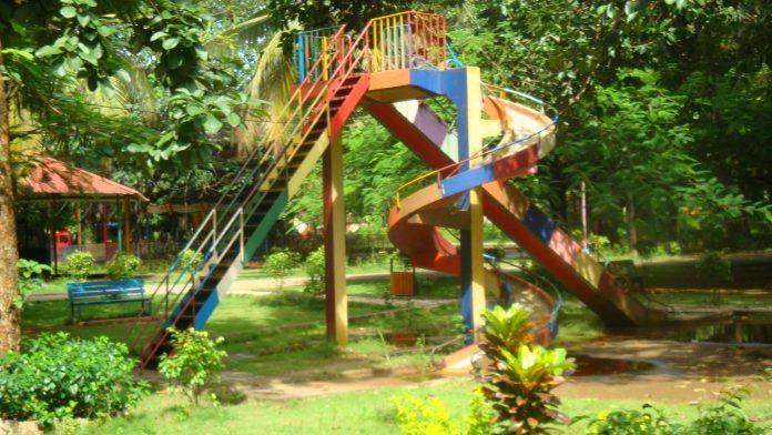 Jardin 2 Octobre