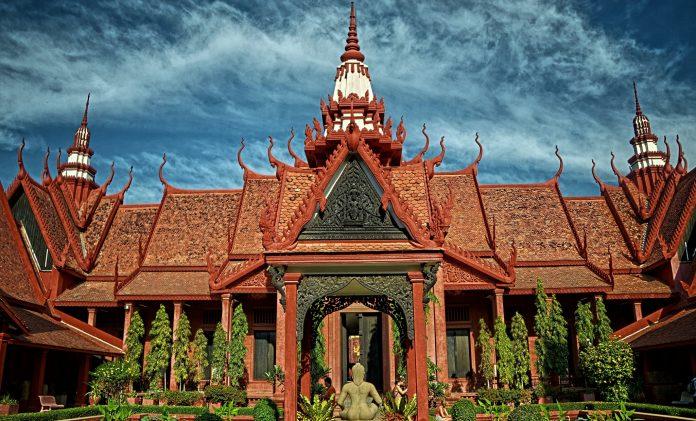 Kamboçya Ulusal Müzesi
