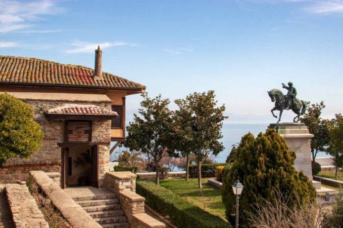 Kavalalı Mehmet Ali Paşa'nın Evi