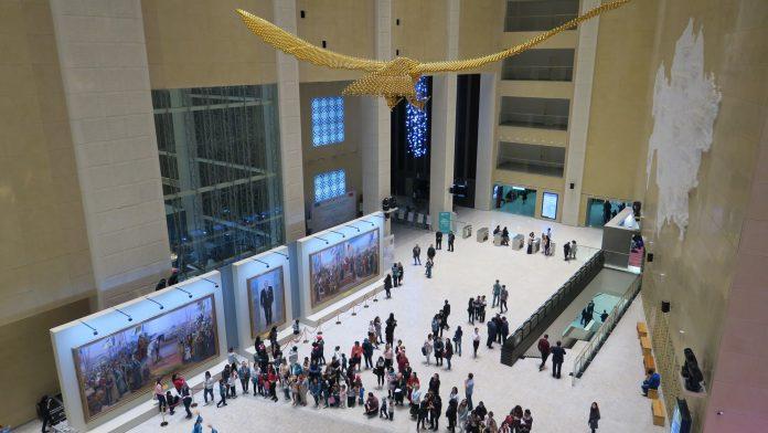 kazak müzesi