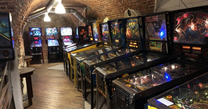 Krakow Pinball Müzesi