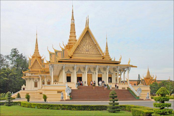 Phnom penh gezilecek yerler