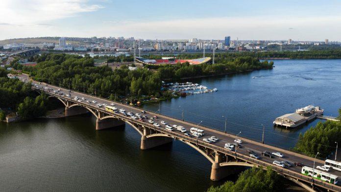 Krasnoyarsk Gezilecek Yerler