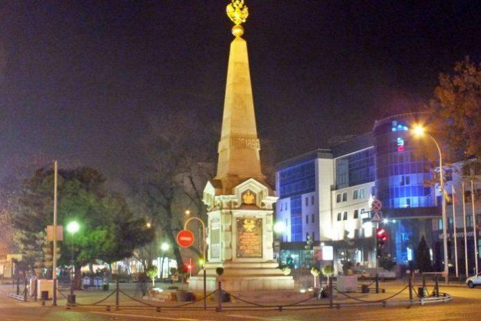 kuban kazak anıtı