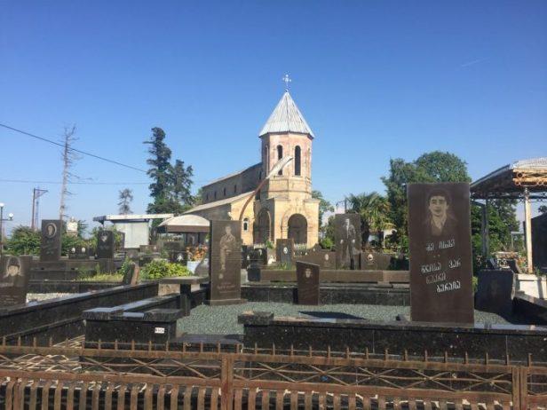 Kutaisi Mezarlığı