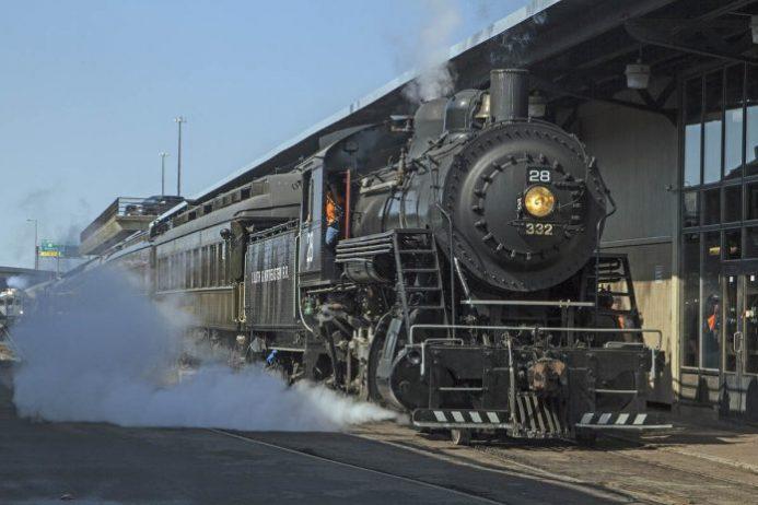 Lake Superior Demiryolu Müzesi