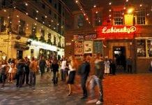 Liverpool Gece Hayatı