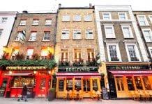 Londra yeme içme rehberi
