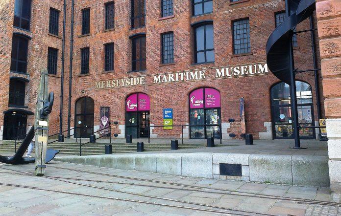 Merseyside Denizcilik Müzesi