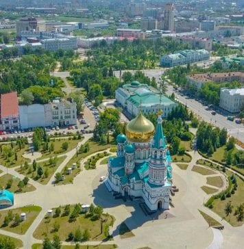 Omsk Gezilecek Yerler