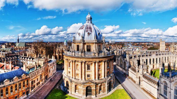 Oxford Gezilecek Yerler