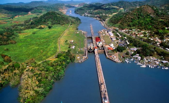 panama kanal müzesi