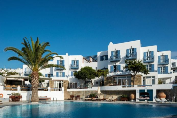 poseidon hotel and suites