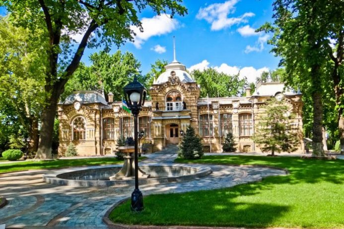 Prens Romanov Sarayı