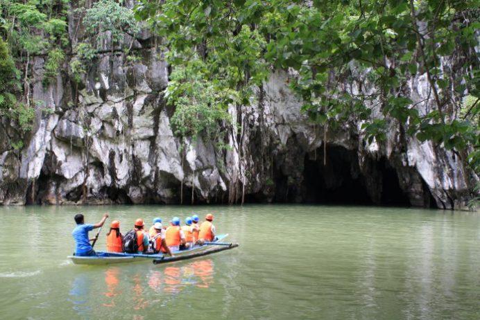 Puerto Princesa Yeraltı Nehri
