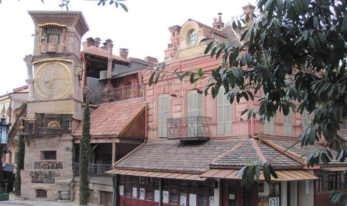 rezo gabriadze theatre