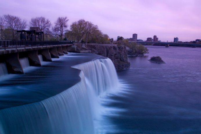 rideau falls park
