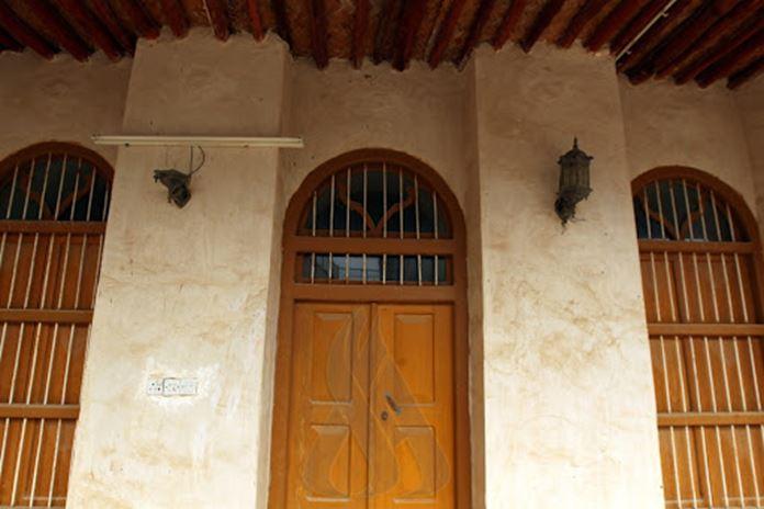 ünlü şairin evi