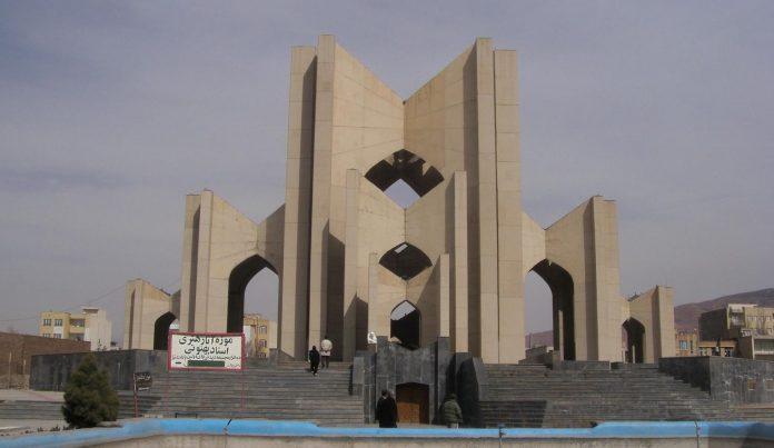 Şairler Anıtı
