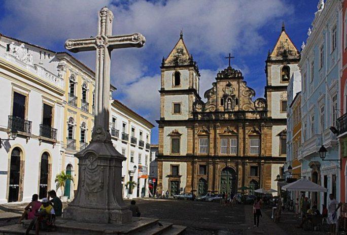 sao francisco kilisesi