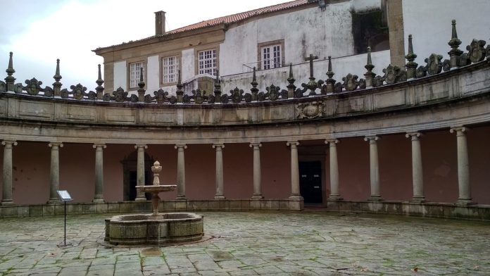 serrado pilar manastırı
