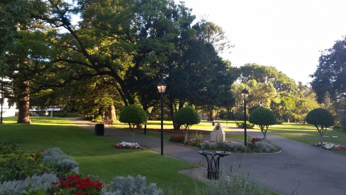 Stirling Bahçeleri