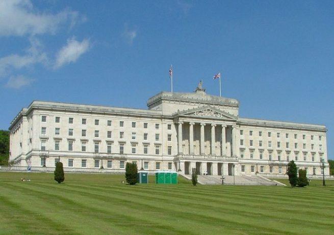 stormont parlamento sarayı