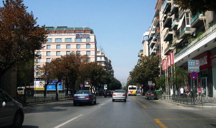 street thessaloniki