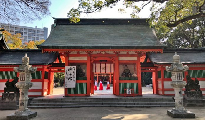 Sumiyoshi Tapınağı