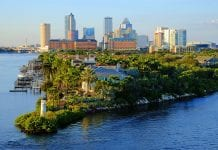 Tampa Gezilecek Yerler